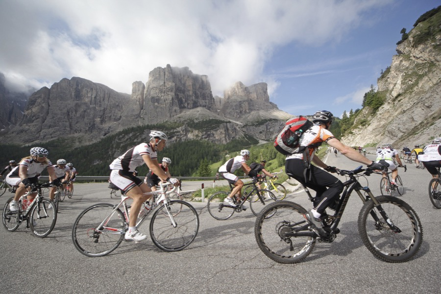 Sellaronda Bike Day